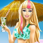 Barbie Superhero Beach Vacation
