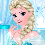 Frozen Nail Makeover