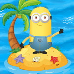 Minions Go Across The Pacific Ocean