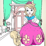 Princess Coloring Book 3