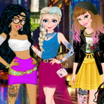 Princesses Tattoo Fashion